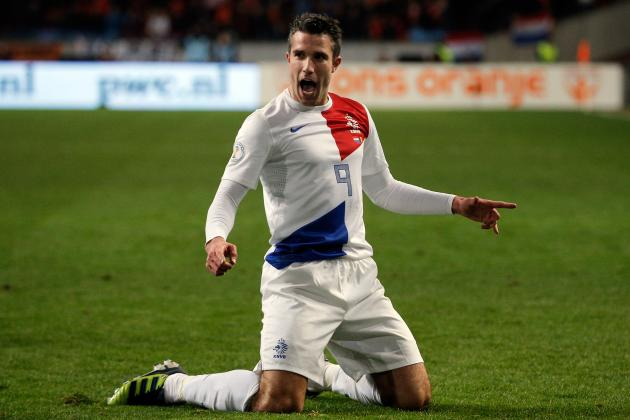 Watch Robin Van Persie's Spectacular Goal to Send Holland to 2014 FIFA World Cup