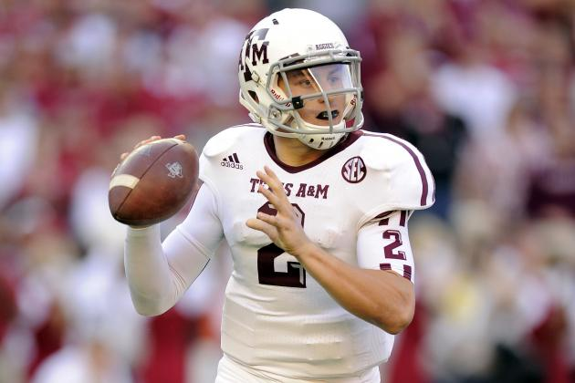 Debate: Which QB Would You Rather Have on Saturday, Manziel or McCarron?