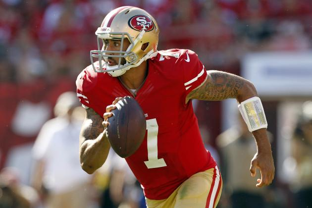 Debate: Will Kaepernick or Wilson Have More All-Purpose Yards Sunday?