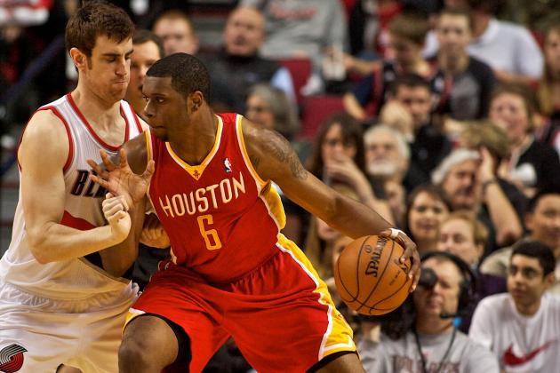 Previewing Houston Rockets' Biggest Training Camp Battles