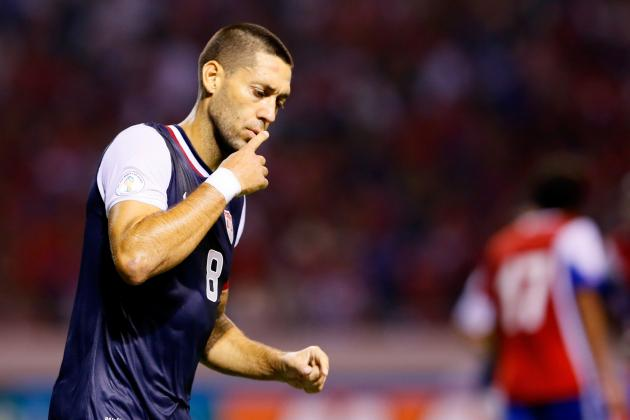 USA vs Mexico 2013: Live Score, Recap, Analysis for World Cup Qualifier