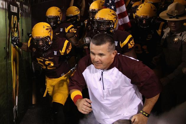 Arizona State's Season Will Be Determined by the Next 4 Games