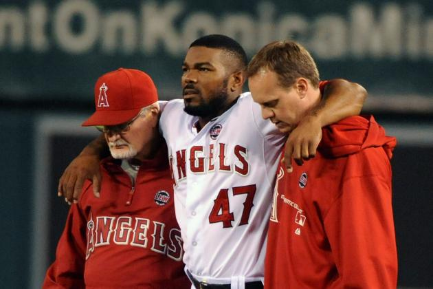 Angels Activate 2B Kendrick (Knee) off DL