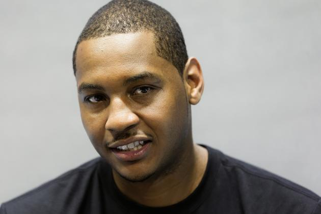 Carmelo: Knicks Are Better Than Last Year