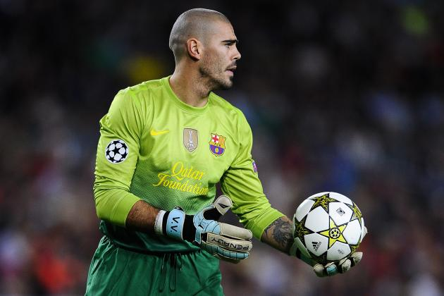Do Chelsea Really Need to Add Barcelona Goalkeeper Victor Valdes to Their Squad?