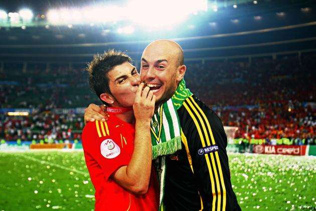 How Winning Euro 2008 Changed the Mindset of Spanish Football