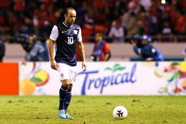 U.S. XI vs. Mexico
