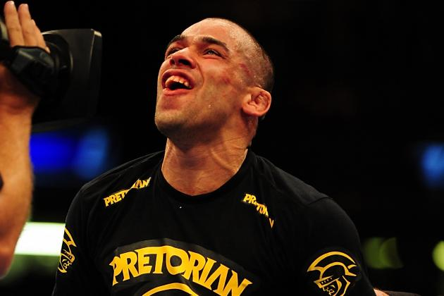 Renan Barao: 'From the Moment I Won This Belt, I've Considered Myself Champion'