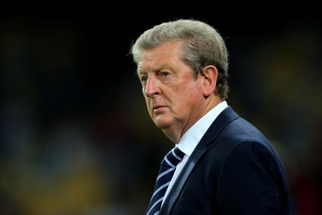 England Far from World Cup Qualification with Disappointing Roy Hodgson Tactics
