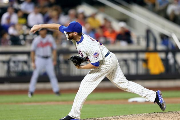 Mets Announce Bobby Parnell Had Surgery Today