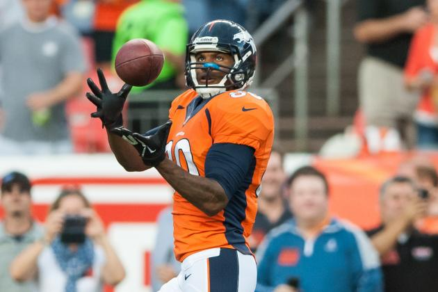 Denver Broncos: How They Can Create Mismatches with Julius Thomas
