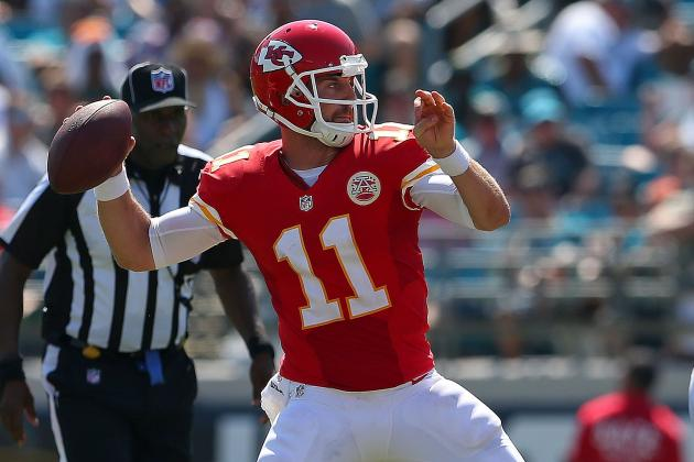 Is the Chiefs' Lack of Vertical Passing Cause for Concern?