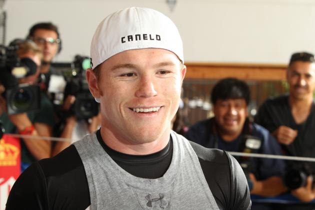 Meet Canelo Alvarez: Mexico's No. 1 Sporting Superstar