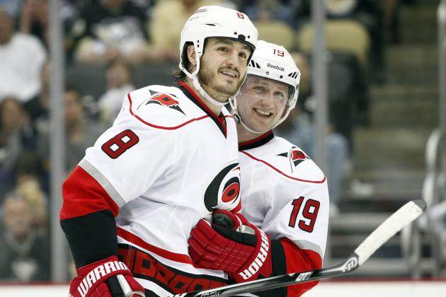 Hurricanes Announce Training Camp Roster