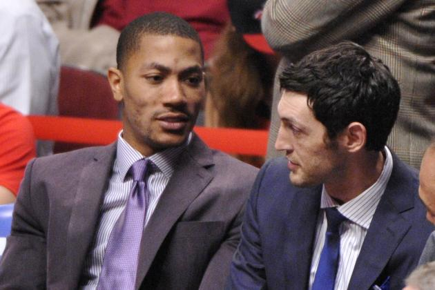 Latest Injury Updates, Return Time Tables for Derrick Rose and Chicago Bulls