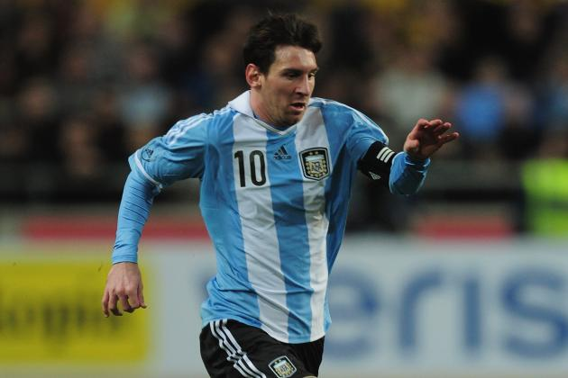Paraguay V Argentina