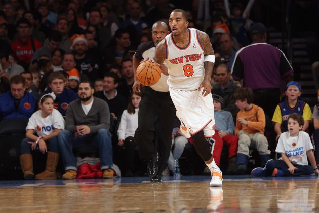 Why J.R. Smith Should Be on NY Knicks Trading Block in 2013-14