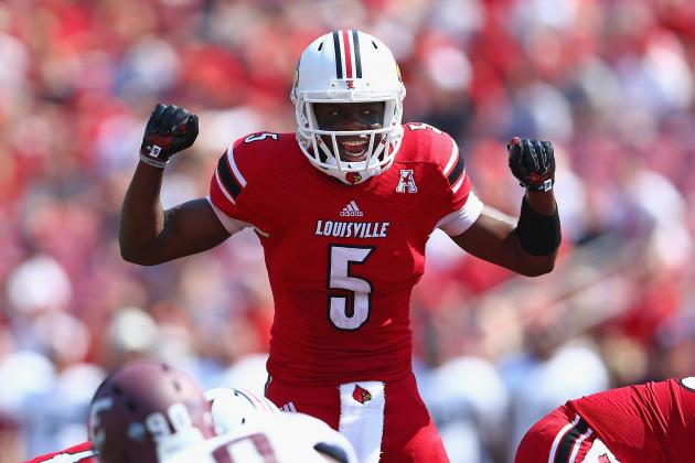 Louisville vs. Kentucky: TV Info, Spread, Injury Updates, Game Time and More