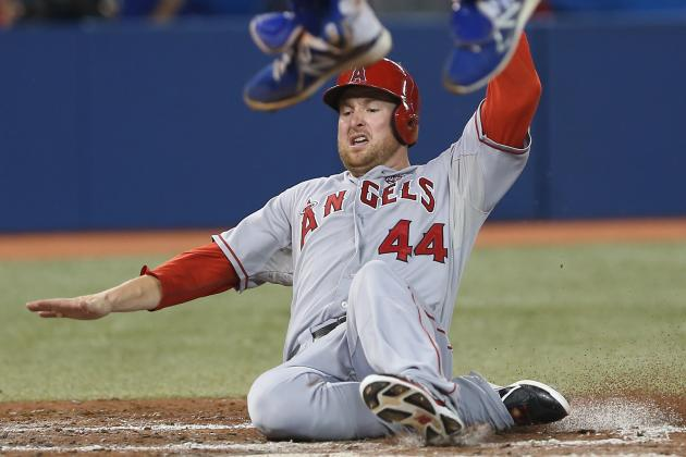 Trumbo 1st LAA Player with 5 Runs, 5 Hits in 1 Game