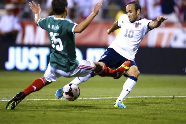 USA vs. Mexico: Live Score, Highlights and Reaction
