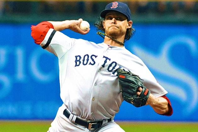 Clay Buchholz's Impact on the Boston Red Sox Rotation, World Series Odds