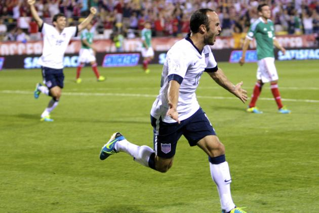 USA vs. Mexico: Grading the USMNT in the 2-0 Victory