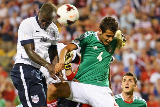 USA vs. Mexico: Final score 2-0; USMNT close to World Cup berth