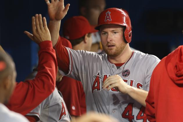 Mark Trumbo's Record Night Powers Angels Past Blue Jays