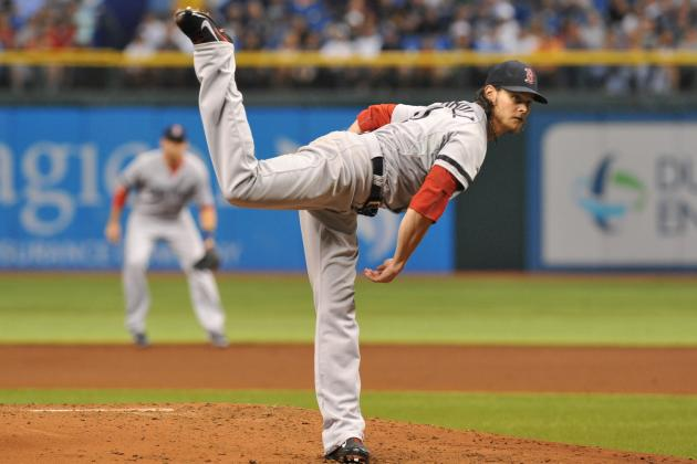 Red Sox 2, Rays 0: Buchholz Back in the Saddle