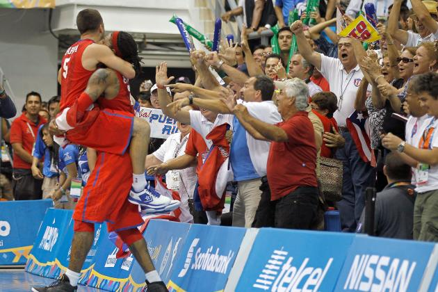 FIBA Americas 2013 Final: Schedule, Live Stream, More for Mexico vs. Puerto Rico