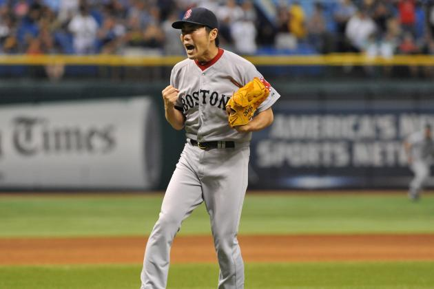 Boston's Buchholz Strong in Return, Gets Win over Rays