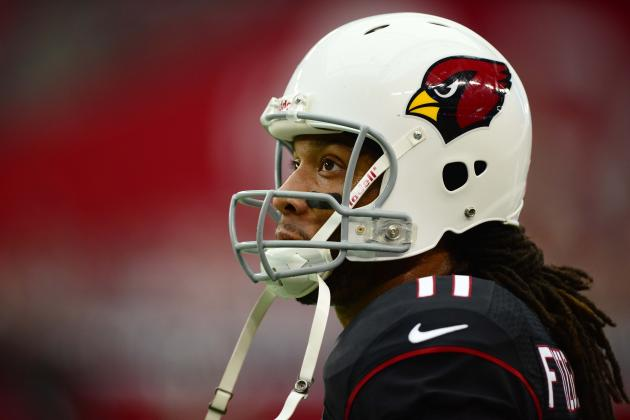 B/R Interview: Larry Fitzgerald on Being a Leader, His Legacy and Bruce Arians