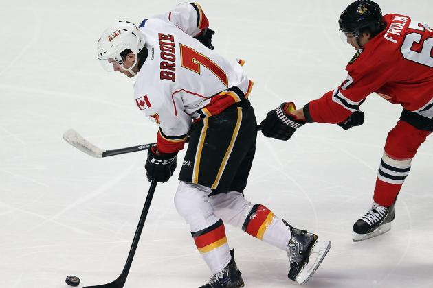 2013 Flames Training Camp Schedule  Roster