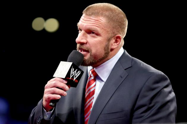 Triple H's Heel Turn Has Been Perfectly Executed