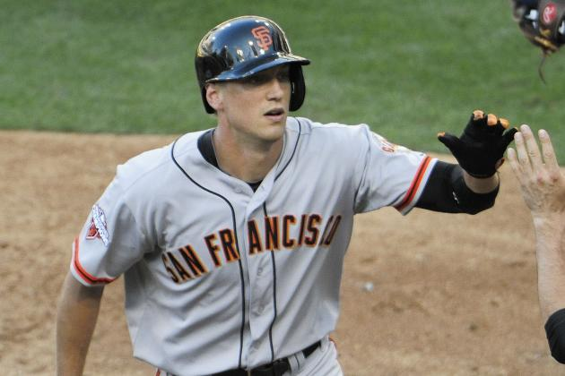 Pence's Milestone Feat, Six RBIs Wasted in Crazy SF Giants Defeat