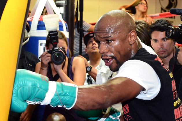 Floyd Mayweather Jr: Fighting for His Place in History Against Canelo Alvarez