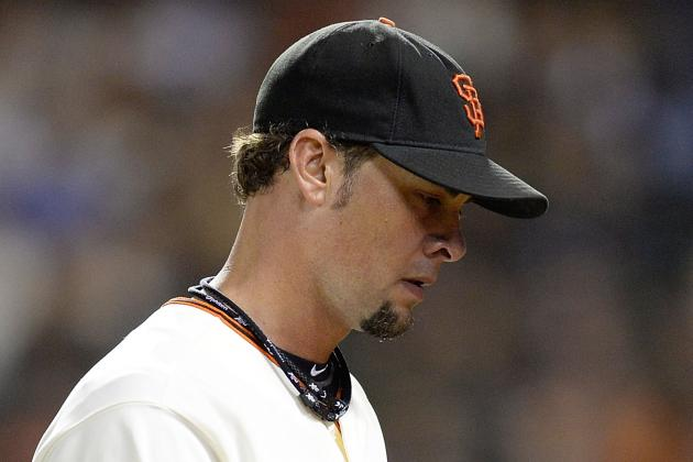 Vogelsong Acknowledges WBC Might Have Affected Him