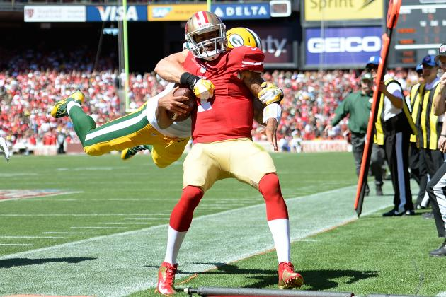 Green Bay Packers Rattle Harbaugh and 49ers During Gritty Season Debut