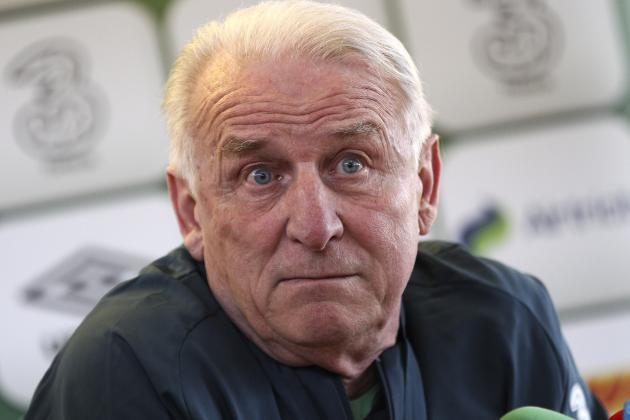 Giovanni Trapattoni Leaves Republic of Ireland Job