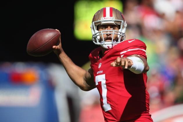 Colin Kaepernick's Week 1 Dominance a Precursor for Things to Come