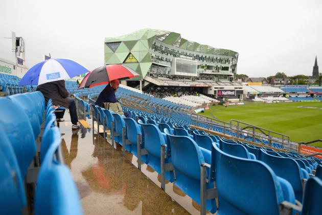 NatWest Series 2013: How Weather Forecast Will Affect Final Two ODIs