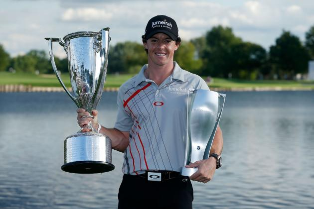 BMW Championship 2013: Tee Times, Date and TV Schedule