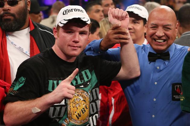Canelo Alvarez's Star Power Cemented Despite Loss to Floyd Mayweather