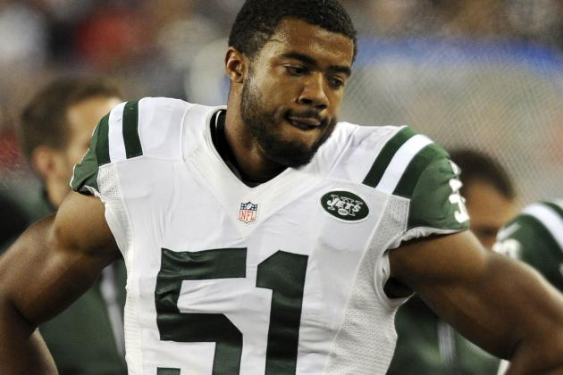 Source: Giants Tried out Linebackers Aaron Maybin, Tavares Gooden