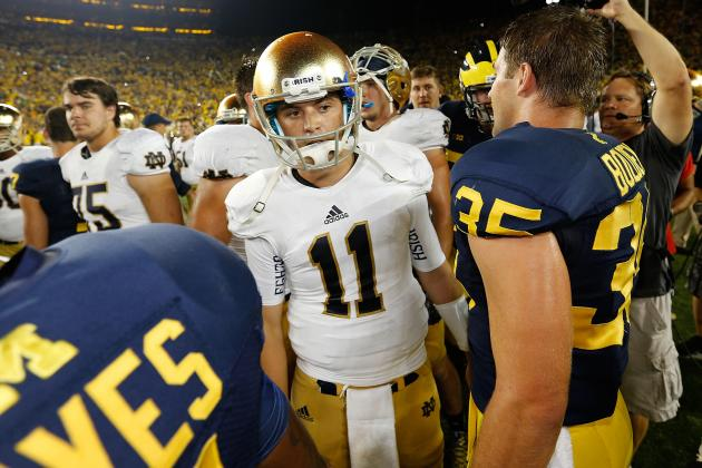 How a 1-Loss Notre Dame Team Can Reach BCS National Title Game
