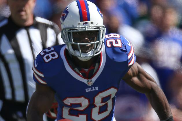 Bills vs. Patriots Re-Watch: C.J. Spiller Film Study