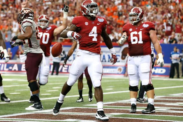 Alabama Crimson Tide vs. Texas A&M Aggies Betting Odds Preview, Prediction