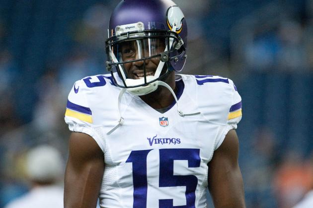Craig: Rough Start for Vikings' Jennings