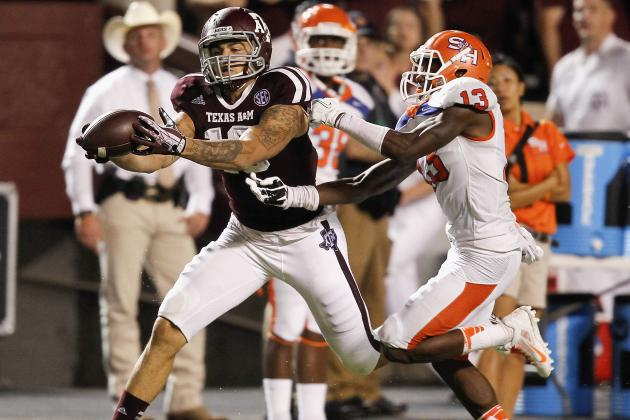 Alabama vs. Texas A&M: Which Skill-Position Players Will Make a Difference?