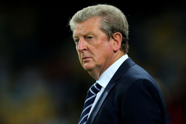 Roy Hodgson Is Forced to Defend 'woeful' England in Ukraine Draw